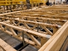 Open joist 2000 floor joists.