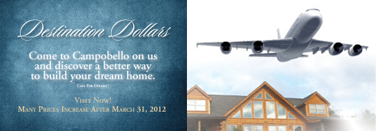 Destination dollar banner Destination Dollar Program