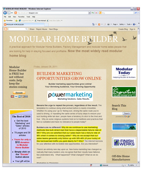 mod home builder Press Room
