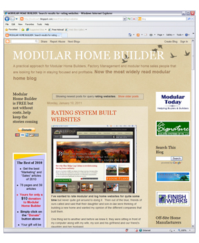 mod home builder2 Press Room