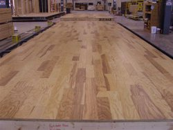 White Ash1 Blue Ridge Log Cabins Adds 3 New Engineered Flooring Options